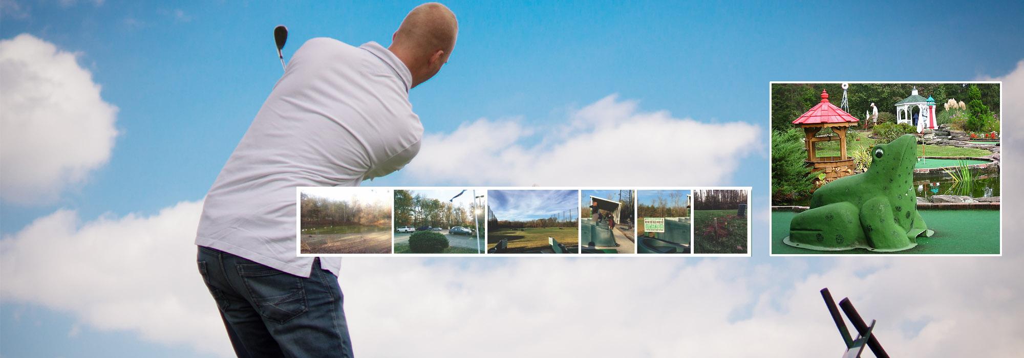 Miniature Golf Course, Drive Range for Sale